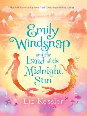 cover image of Emily Windsnap and the Land of the Midnight Sun